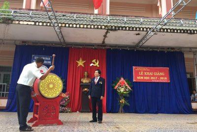 Thư của Chủ tịch nước Trần Đại Quang gửi ngành Giáo dục nhân dịp khai giảng năm học mới 2017-2018